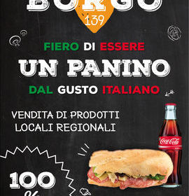 La Paninoteca Borgo 139