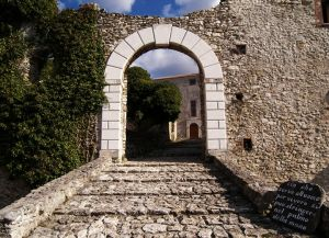 La città perduta di Antuni ingresso borgo