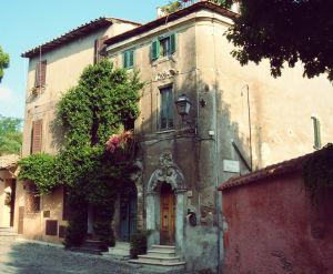 Per le vie di Isola Farnese