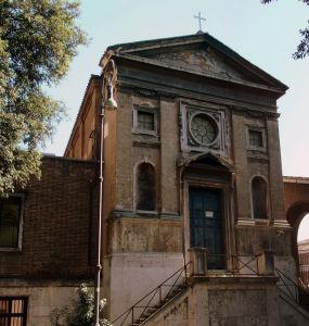 La Chiesa di Sant'Omobono Roma