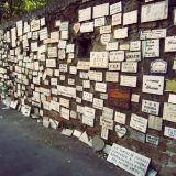 I muri degli ex voto | Roma