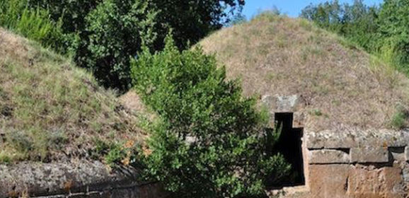 Necropoli Etrusche Lazio