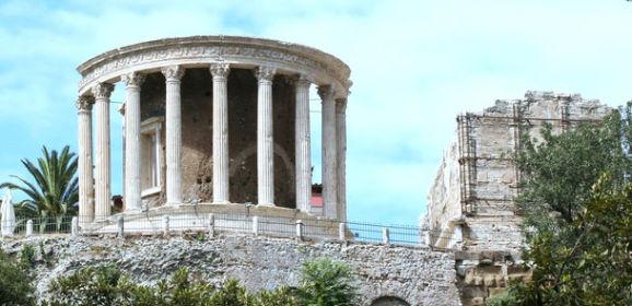 Villa Gregoriana a Tivoli