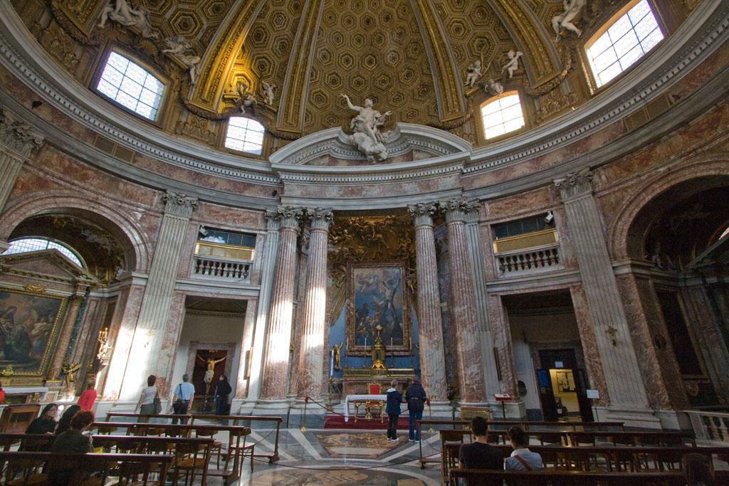 Chiesa di Sant'Andrea al Quirinale - Pro Loco di Roma ...