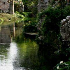 Il Giardino di Ninfa, gioiello dei Caetani