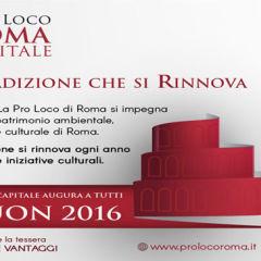 BUON 2016 DA PRO LOCO ROMA