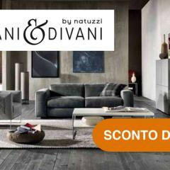 Convenzione DIVANI & DIVANI by Natuzzi