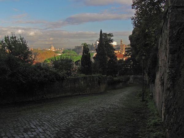 Clivio di Rocca Savella Aventino