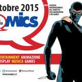 Romics 2015 | Festival internazionale di Roma dedicato al fumetto