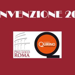 PRO LOCO DI ROMA E TEATRO QUIRINO | CONVENZIONE 2016