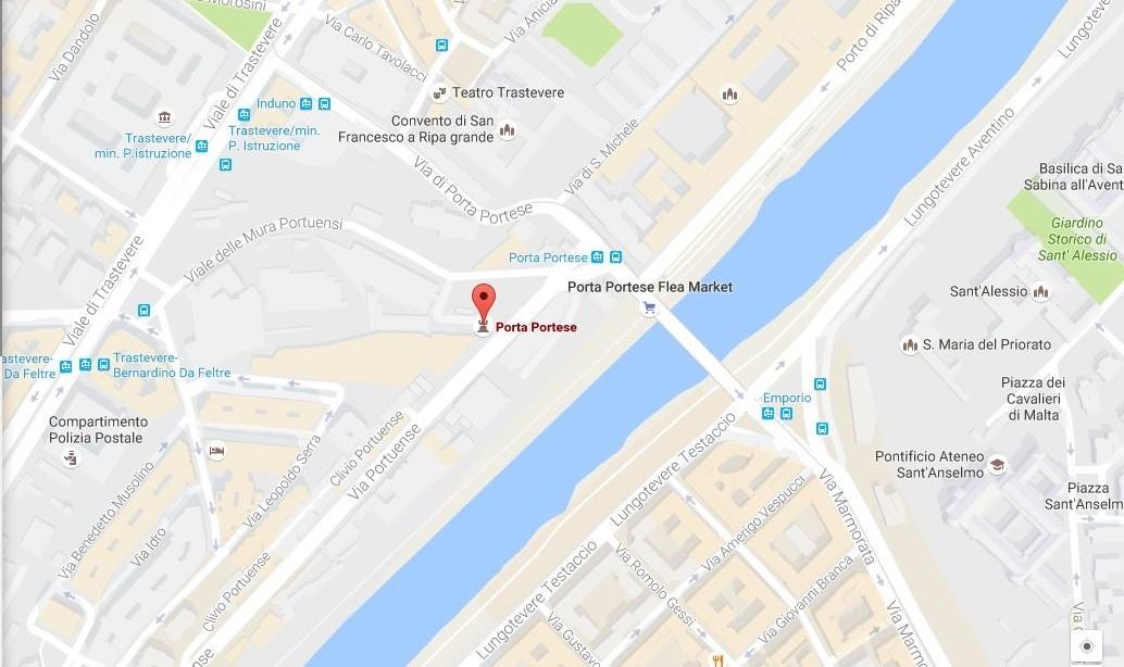 Il mercato di porta portese pro loco di roma - Porta portese roma case ...