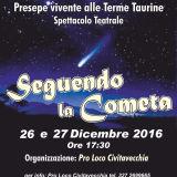 """""""Seguendo la cometa"""" alle Terme Taurine"""