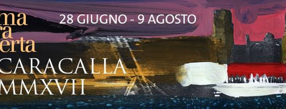 Teatro dell'Opera a Caracalla: tre serate in promozione per i Soci Pro Loco
