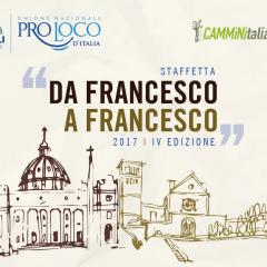 IV EDIZIONE DEL CAMMINO DA FRANCESCO A FRANCESCO