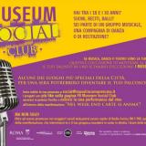 "Contest ""Museum Social Club"": l'attrazione sei tu!"