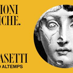 Citazioni pratiche: il design di Fornasetti a Palazzo Altemps