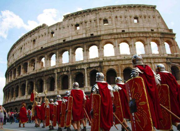 Natale di Roma 2019