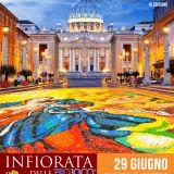 IX Edizione dell'Infiorata Storica di Roma