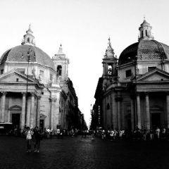Piazza del Popolo, la più parigina delle piazze di Roma