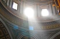 Foto Roma – Luce a S.Pietro