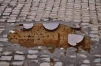 Foto Roma – Pozzanghera