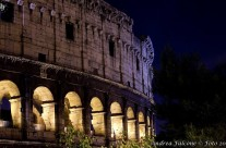 Foto Roma – Scorcio Colosseo Notte
