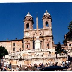 Foto Roma – Trinità dei Monti