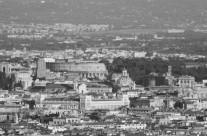 Foto Roma – Vista Bianco e Nero