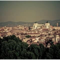 Foto Roma – Vista dal Gianicolo