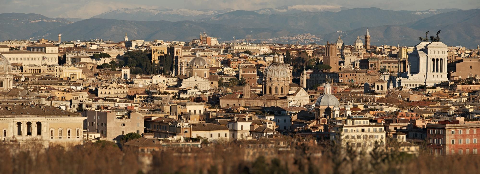 Il Colle Gianicolo Pro Loco Roma Pro Loco Di Roma