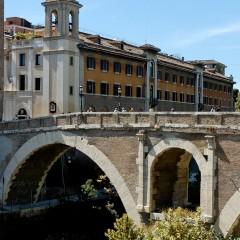 Ponte Fabricio – Ponte Quattro Capi