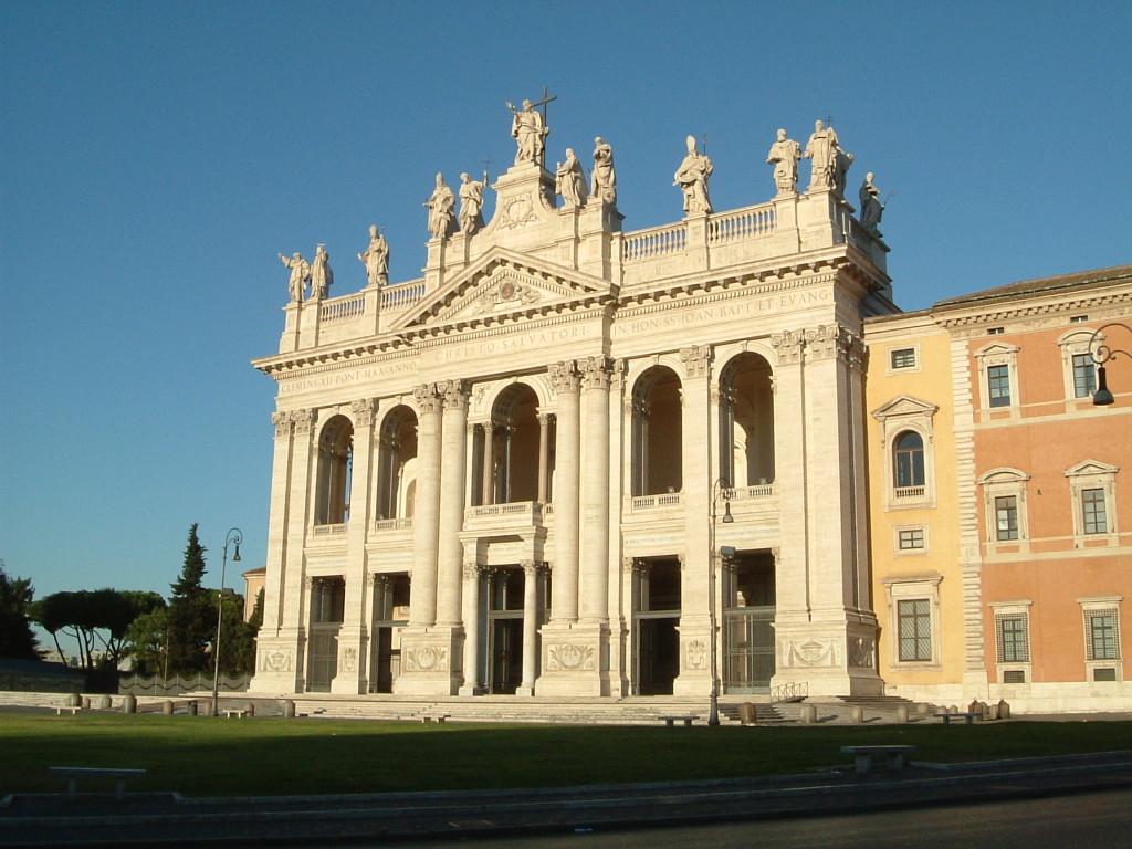 Basilica San Giovanni in Laterano