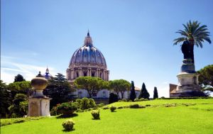 I Giardini Vaticani