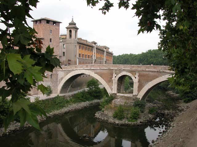 Ponte Fabricio - Ponte Quattro Capi