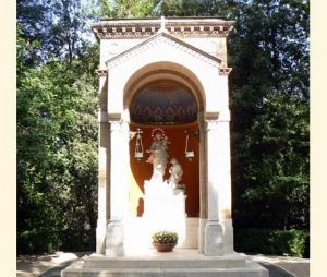 Giardini Vaticani - Madonna della Guardia