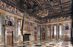 Interno - Villa Farnesina
