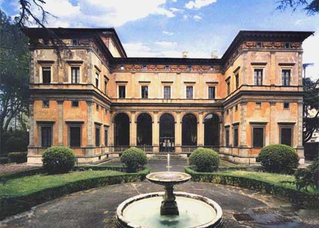 Villa Farnesina - Roma