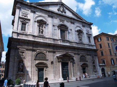 La Chiesa di San Luigi dei Francesi  Roma