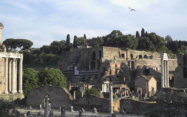 Area Archeologica del Palatino, Roma