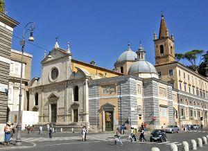 Basilica Santa Maria del Popolo