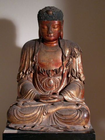 Buddha Ming al Museo Nazionale d'Arte Orientale