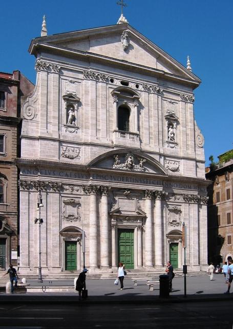 Santa Maria in Vallicella - Chiesa Nuova