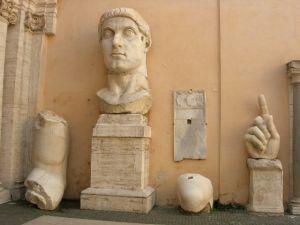 Musei Capitolini - Costantino