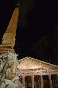 Obelisco Macuteo in Piazza della Rotonda