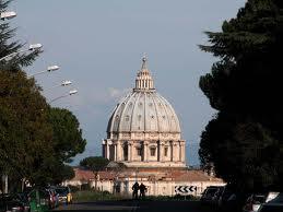 Vista della Cupola da via Piccolomini