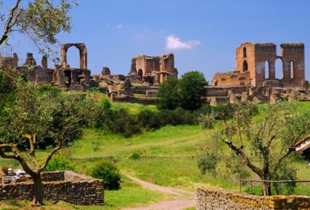 Villa dei Quintili, Appia - Roma