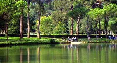 Villa Ada - Roma