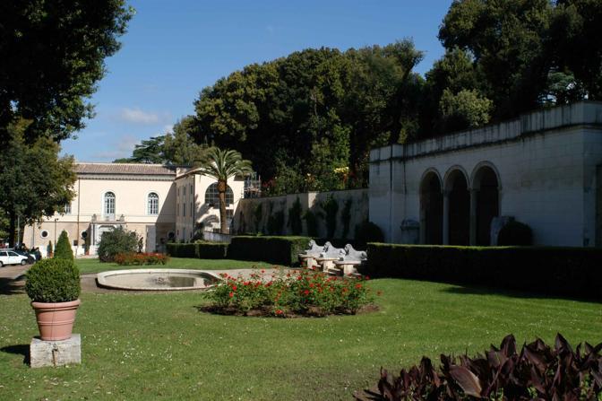 Aranciera Villa Borghese