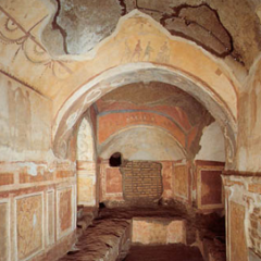 Catacombe di Domitilla