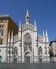 Chiesa del Sacro Cuore del Suffraggio